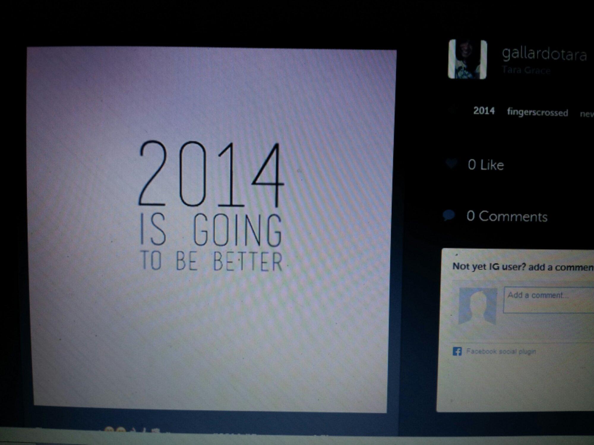 Apa Saja Resolusi Kamu Untuk Tahun Baru 2014? Share Yuk!