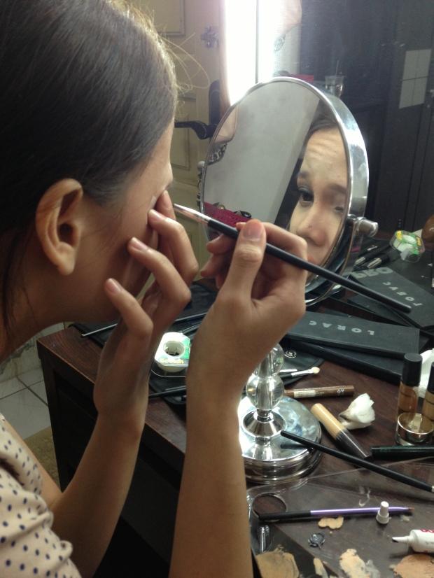 make up artist course jakarta