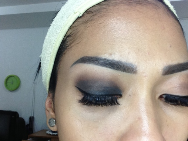 make up eye shadow natural