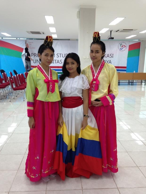 pameran budaya upj bintaro